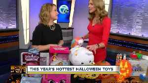 Hottest Halloween-themed toys [Video]