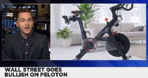 Wall Street Analyst Still Bullish On Peloton [Video]