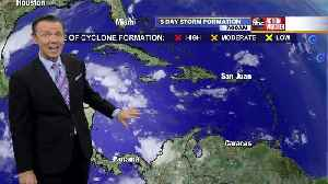Tracking the Tropics | October 22 Morning Update [Video]