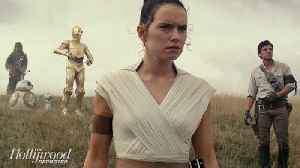 Lucasfilm Unveils Final Trailer for 'Star Wars: The Rise of Skywalker' | THR News [Video]