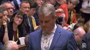 News video: Boris Johnson Wins Crucial Vote On Brexit Deal
