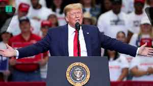 "President Donald Trump's ""Lynching"" Tweet Sparks Backlash [Video]"