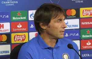 Inter's Conte says he wants a match with no regrets against Borussia [Video]