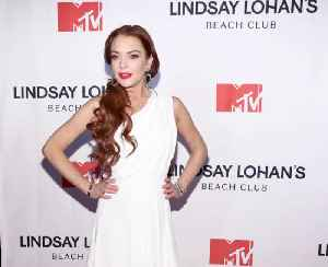 News video: Lindsay Lohan bought Cody Simpson furniture for house