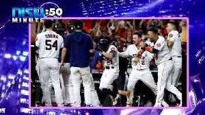 Cleveland Minute: Sports Fans Unite! World Series & NBA Season Kicks Off Today [Video]
