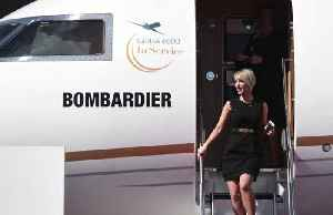 Meat waste joins biofuels at luxury jet show [Video]