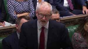 Corbyn offers to work with Government on Brexit Bill timetable