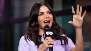Jenna Dewan's Journey Of Becoming A First-Time Author [Video]