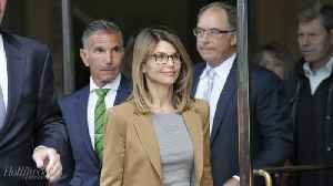 Lori Loughlin Faces New Charge in National College Admissions Scandal | THR News [Video]