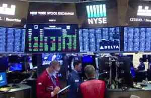 News video: Wall St. drops as Brexit strikes again