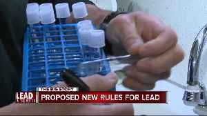 Proposed new EPA rules for lead announced in Detroit [Video]