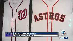 Local excitement over World Series teams [Video]