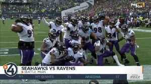 Ravens take down Seahawks in Seattle [Video]