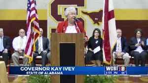 Gov. Kay Ivey Visit [Video]