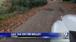 Coburg residents to vote on gas tax increase [Video]