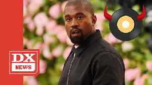 Kanye West Allegedly Almost Quit Rap Because It's 'The Devil's Music' [Video]