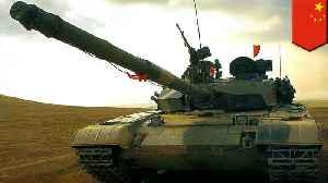 China's Type 99 battle tank explained [Video]