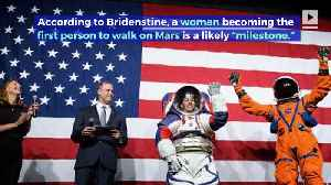 A Woman Could Be the First Person on Mars [Video]