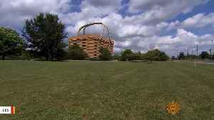 This Famous 'Basket' Building Is Being Turned Into A Luxury Hotel [Video]