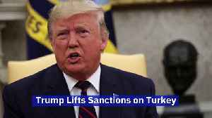 Trump Lifts Sanctions on Turkey [Video]