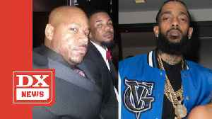 Wack 100 Excuses Nipsey Hussle's Murder- 'You Supposed To Handle Your Business' [Video]