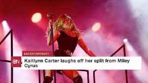 Kaitlynn Carter Moves On [Video]