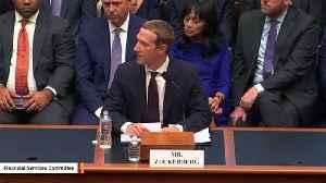 Watch Ocasio-Cortez Grill Mark Zuckerberg During Hearing [Video]