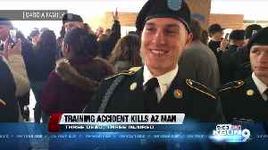 Governor orders flags lowered to honor fallen Peoria soldier [Video]