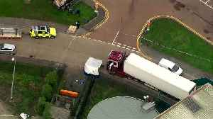 39 bodies found in UK cargo truck, driver arrested [Video]
