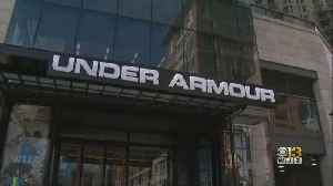 News video: Under Armour Founder Kevin Plank Stepping Down, Patrik Frisk Named New CEO