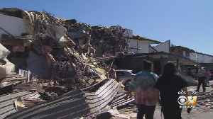 News video: Dallas Residents Struggle With Aftermath Of North Texas Tornado