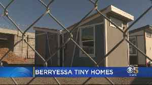 Caltrans, San Jose Building Tiny Homes For Homeless People Next To Berryessa BART Station [Video]