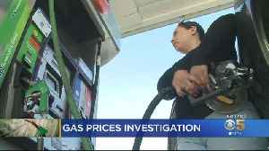 State To Begin Investigation Into Gas Prices In California [Video]