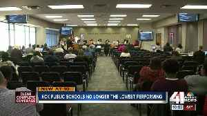 Superintendent: KCKPS no longer the lowest performing district in Kansas [Video]
