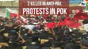 2 killed, several injured in police action during pro-freedom rally in PoK [Video]