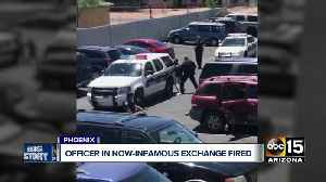 Phoenix officer in Dravon Ames viral shoplifting incident to be fired [Video]