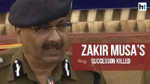 3 militants of Al Qaeda linked terror group killed in Tral: J&K top cop [Video]