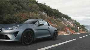 2019 ALPINE A110S Test drives in Portugal [Video]