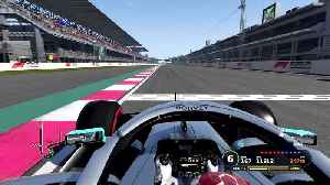 Formula One preview: A lap of the Mexican Grand Prix [Video]