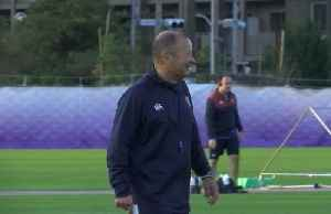 News video: Disciplined, error-free rugby key for England against New Zealand