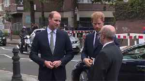 Prince William feels 'Extremely Concerned' about Prince Harry [Video]