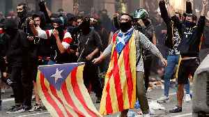 Catalonia protests: Separatists urge talks with Madrid [Video]
