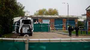 Thirty-nine dead bodies found in back of lorry in Essex, UK - Police say vehicle came from Bulgaria [Video]