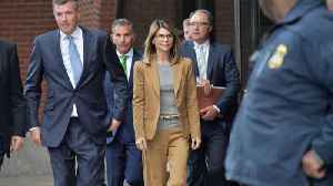 Lori Loughlin and her husband hit with more college bribery charges [Video]