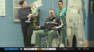 NYPD Officer Released From Hospital [Video]