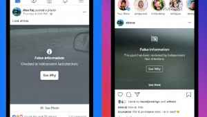 Instagram Adds 'False Information' Tabs To Curb The Spread Of Fake News [Video]