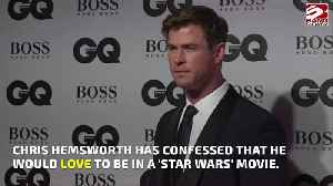 News video: Will we see Chris Hemsworth in a future Star Wars film?