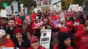 Chicago Teachers Strike Continues [Video]