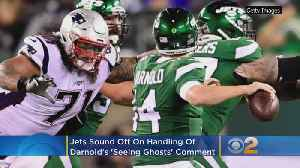Jets Sound Off On Handling Of Darnold's 'Seeing Ghosts' Comment While Mic'd Up On MNF [Video]