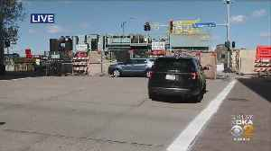 Roads Closed Downtown Ahead Of President's Visit [Video]